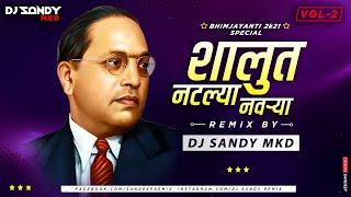 Shalut Natlya Navrya-शलुत नटल्या नवऱ्या (Official Remix) DJ Sandy MKD
