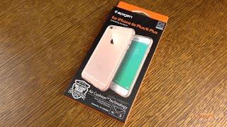 iPhone 6s Plus Ultra Hybrid Spigen Case Review