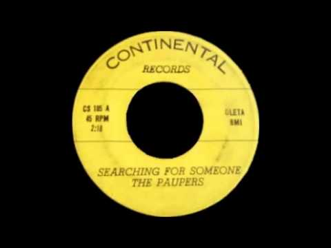 The Paupers - Searching For Someone