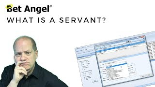 Bet Angel - New feature - What is a Servant?