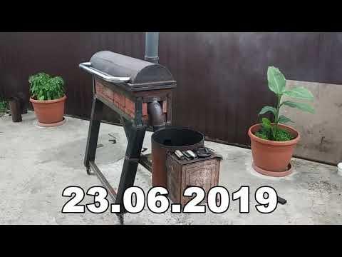 12-30.06.2019 - ЖЕЛЕЗНЫЙ МАНГАЛ ИЗ КИРПИЧА