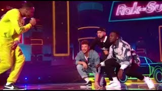 Rak-Su: SLAY The Semifinal with MAJOR HIT 'I'm Feeling You WOW! | Semifinals | The X Factor UK 2017