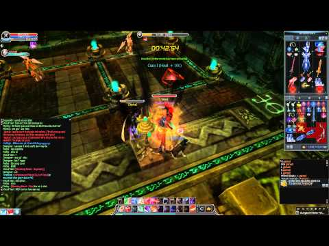 Blader Solo Forgotten Temple B2F