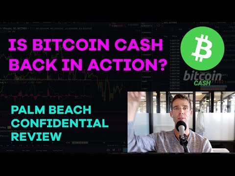 Is Bitcoin Cash Back? BTC Price Surge, Segwit2x Futures Explode, Palm Beach Confidential - CMTV Ep78