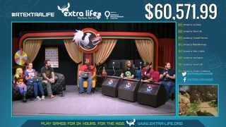 Rooster Teeth Extra Life 2015 Stream Hour 1