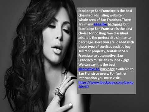 Backpage San Francisco Sites Like Backpage Alternative To Backpage