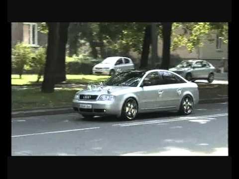 Topnotch AUDI A6 C5 DO ŚLUBU - YouTube VI83