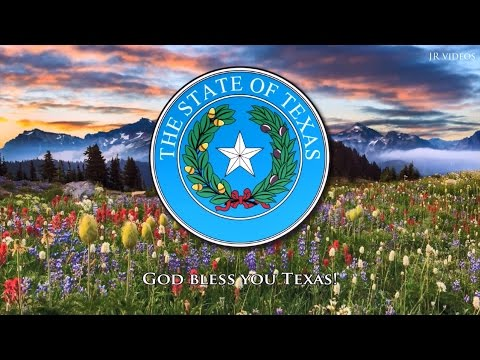 State song of Texas -