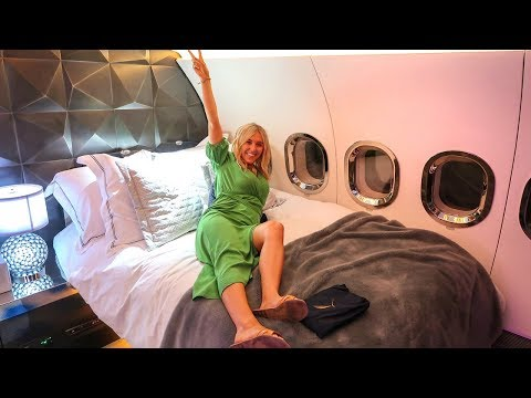 Inside $100m Private Jet  | Royal Jet Boeing Business Jet