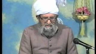 Urdu Dars Malfoozat #320, So Said Hazrat Mirza Ghulam Ahmad Qadiani(as), Islam Ahmadiyya
