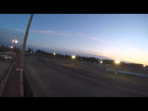 Legends Class Main Event - Twin City Raceway - 8/28/2015