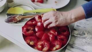 Living Gluten-free For Dummies - Plum Cake Recipe
