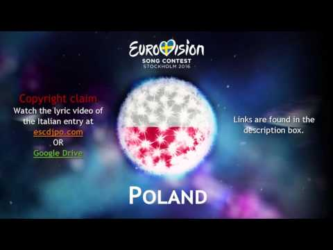 Michał Szpak - Color of Your Life (Poland) - [Karaoke version] - escdjpo.com or Google Drive