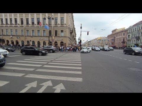 Невский проспект. Июнь 2019.
