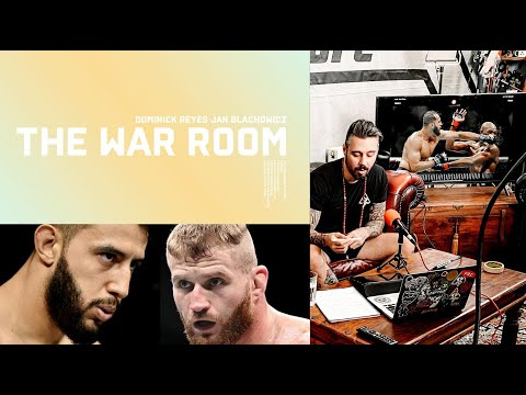 Ufc 253 - Dominick Reyes Vs Jan Blachowicz - The War Room, Dan Hardy Breakdown Ep. 72