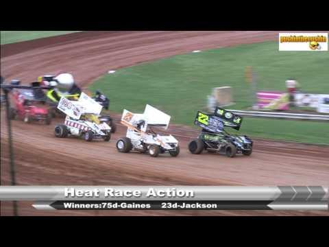Racesaver 305's at Bloomington Speedway  8/26/16
