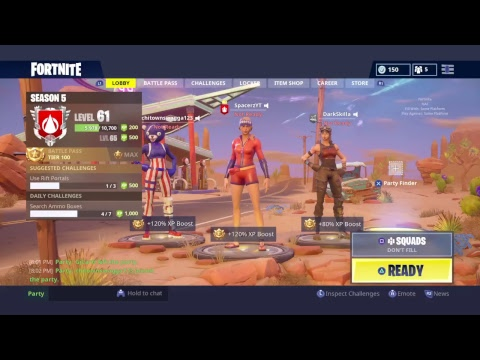 Playing FORTNITE PRO LEAGUE DISCORD QUES!!!!!!!!