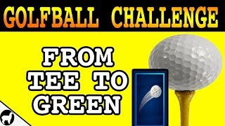 How to Complete Hit a Golf Ball from Tee to Green on Different Holes | Fortnite Battle Royale