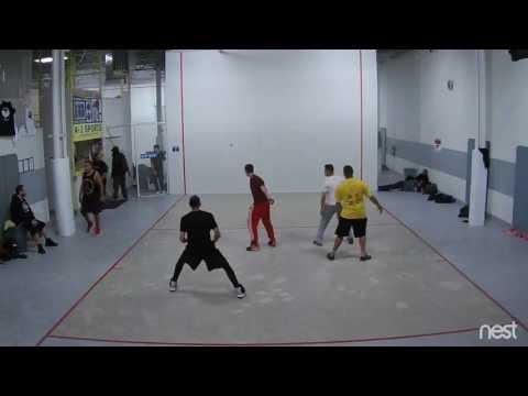 Tim/Johnson vs. Bebe/Jeff 12/30/16