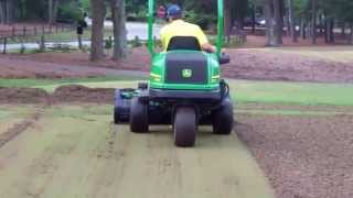 Core Solutions by Nordic Plow on a Deere 2500 Tri Plex
