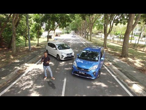 Perodua Alza 1.5 2018 - Roda Pusing Ringkas