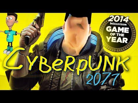 Cyberpunk 2077 on a Potato! - Real-time Glitch Compilation Part 8