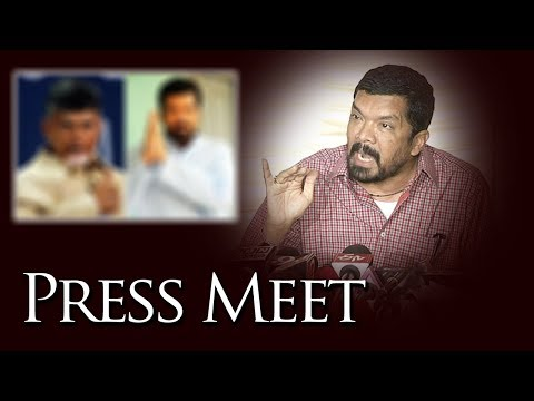 Posani Krishna Murali Controversial Press Meet 2   Jagan   Chandrababu   hmtv