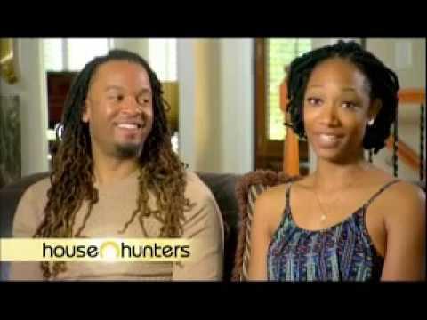 House Hunters Episode * Mar n Kali * African Artifacts and Hardwood*