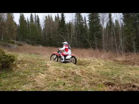 MotoCross, Honda CRF450R, Kawasaki KX450F