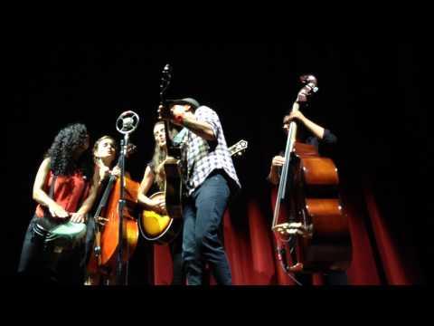 Jason Mraz, I won't give up, live at Carré theatre, Amsterdam, 2014