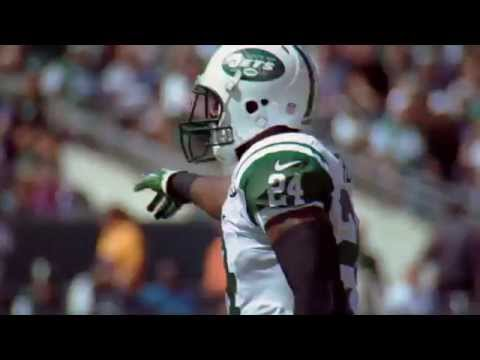 Deion Sanders Demonstrates the Greatness of Darrelle Revis | NFL GameDay
