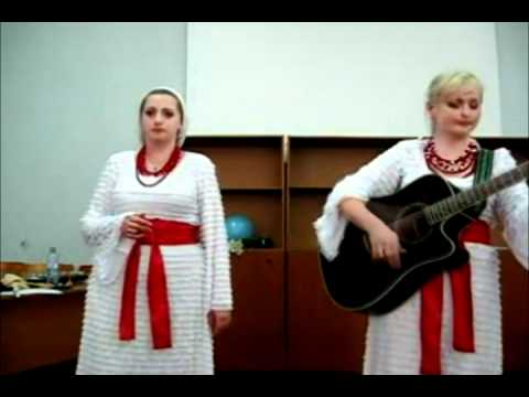 "Дуэт ""Пара Лель"" - Песня казачки(Russian Folk Song And Dance)"