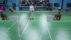 19th Rajyastariya Badminton finals at Jagdalpur