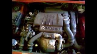 Citroen 2006 1.6 HDI Berlingo