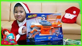 น้องบีม | รีวิวของเล่น EP143 | ปืน NERF Toys