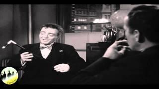 Il mistero del falco - Humphrey Bogart (Sam Spade) e Joel Cairo