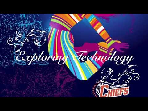 Carol City Middle School's Department of Dance & Film iPhone Project