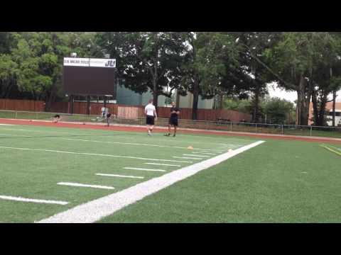 Donovin Darius Athletic Training - Jackson
