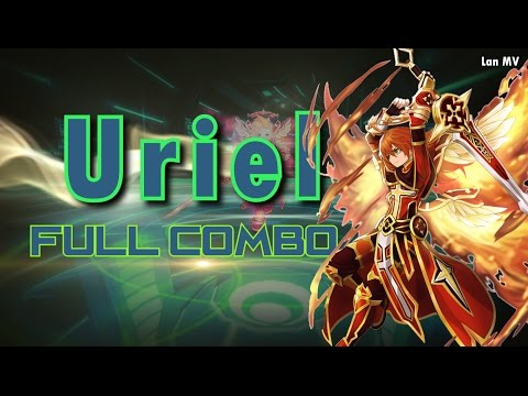 Lost Saga Uriel Full Combo