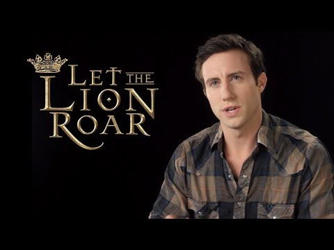 Let The Lion Roar - Jason Burkey interview
