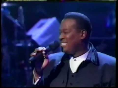 Luther Vandross With A Christmas Heart.Luther Vandross With A Christmas Heart Live