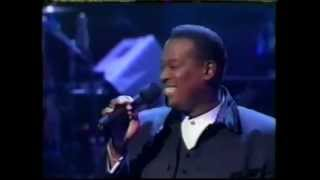 "Luther Vandross: ""With a Christmas Heart"" (Live!)"