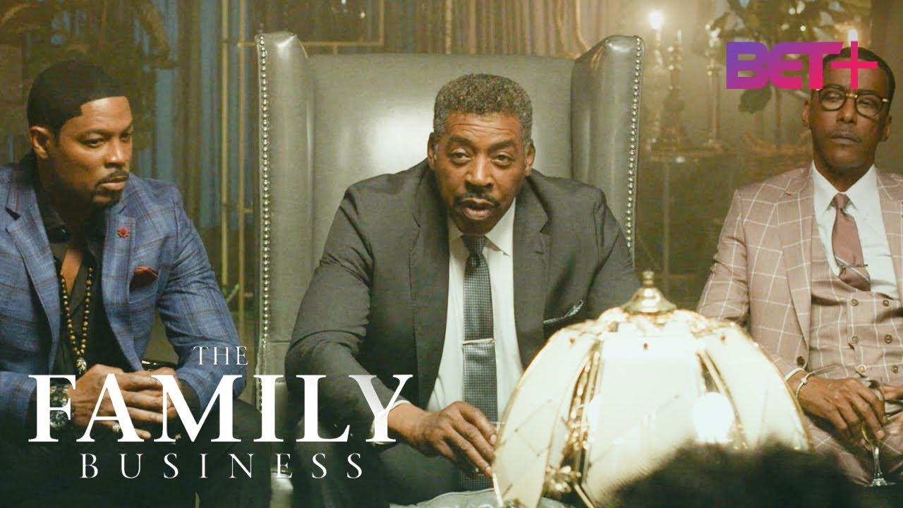 The Battle For Power Heats Up On Carl Weber's 'The Family Business' | BET+ Trailer