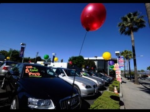Next Financial Crash: Buy Here Pay Here Used-Car Dealers