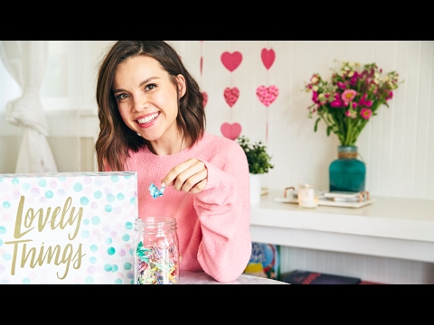 Valentine's Day Ideas! Little Ways To Say I Love You ♥ Ingrid Nilsen