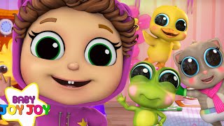 Finger Family Songs Compilation | Nursery Rhymes & Kids Songs - Baby Joy Joy