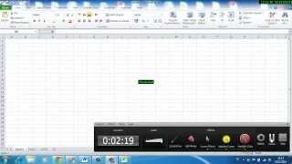 Excel Genel Bilgiler, Excel