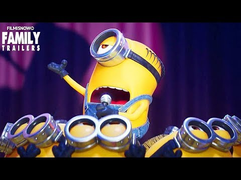 Despicable Me 3 | Sing along (if you can!) with Lyrics Video