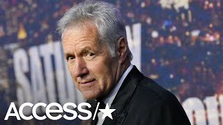 Alex Trebek Undergoing Another Round Of Chemo For Pancreatic Cancer: 'My Numbers Went Sky-High'