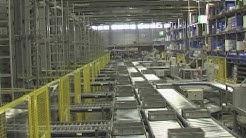 Distribution center for pharmaceutical wholesaler Galenica group